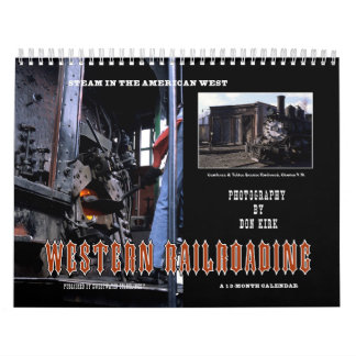 Western Railroading Kalender