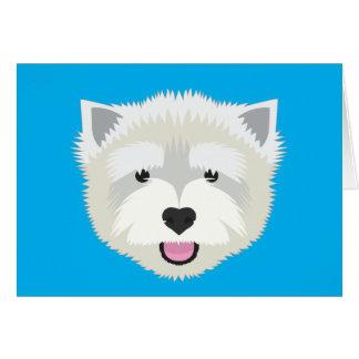 Westhochland Terrier Karte