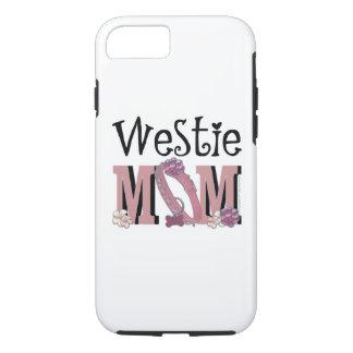 Westie MAMMA iPhone 8/7 Hülle