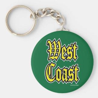 Westküste Schlüsselanhänger