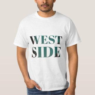 Westseiten-Kalifornien-T-Shirt T-Shirt