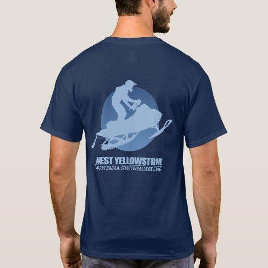 WestYellowstone (Inspektion) T-Shirt