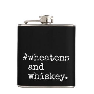 Wheatens und Whisky Flachmann