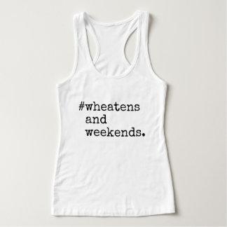 Wheatens und Wochenenden Tank Top