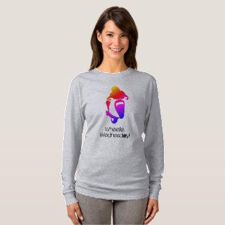 Wheelie Mittwoch T-Shirt