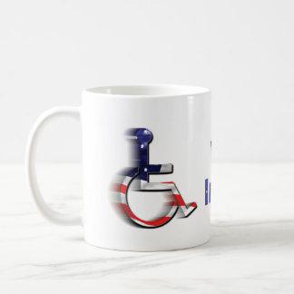 Wheelin in Amerika Kaffeetasse