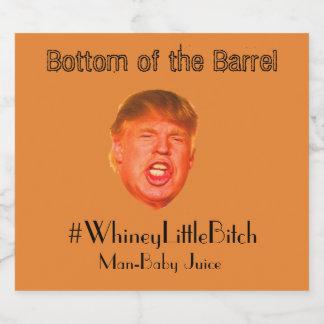#WhineyLittleBitch Bierflaschenetikett