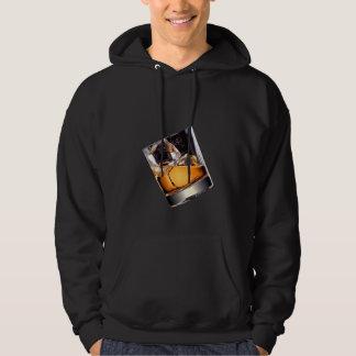 Whisky auf dem Felsen-DunkelheitHoodie Hoodie