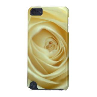 white rose blossom iPod case