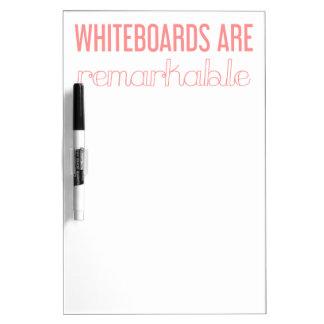 Whiteboards sind trocknen Löschen Whiteboard