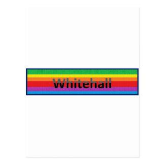 Whitehall-Art 2 Postkarte