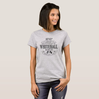 Whitehall, Michigan 150. Anniv. T - Shirt 1-Color