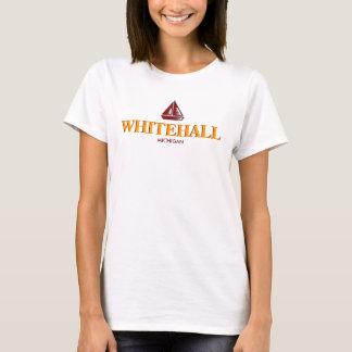 WHITEHALL, MICHIGAN-Damen-Baby - Puppe (angepasst) T-Shirt