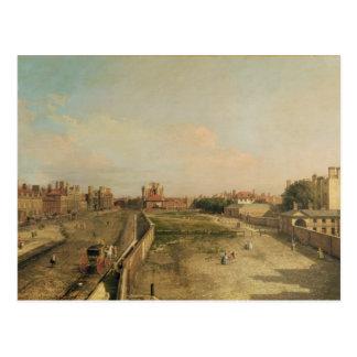 Whitehall Postkarte