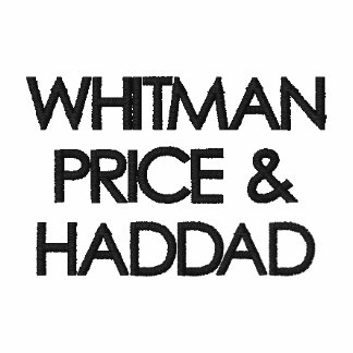 WHITMAN PREIS HADDAD