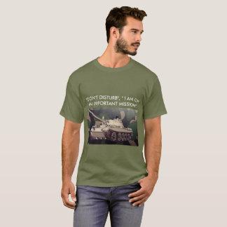 """""""WICHTIGER AUFTRAG"""" T - Shirt"""