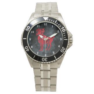 Widder Armbanduhr