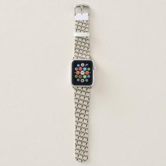 Widder-Tierkreis-Symbol-Standard durch Kenneth Apple Watch Armband