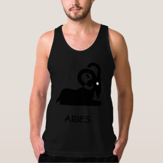 Widder-Tierkreis Tank Top