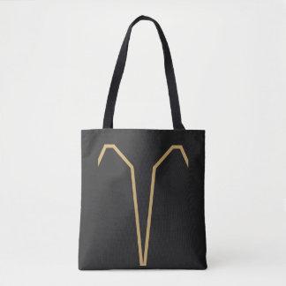 Widder-Tierkreis-Zeichen grundlegend Tasche