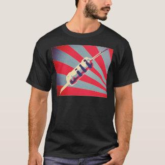 Widerstandpropaganda-Shirt T-Shirt