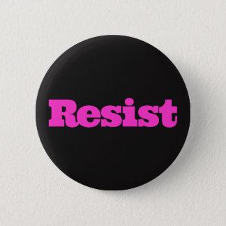 Widerstehen Sie Knopf Runder Button 5,1 Cm