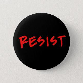 Widerstehen Sie Knopf-Standardgröße Runder Button 5,7 Cm