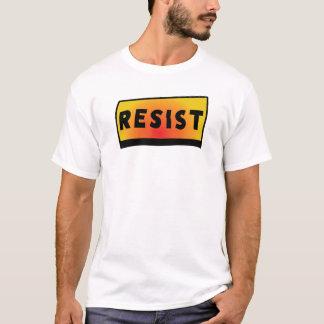 Widerstehen Sie Shirt