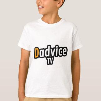 Wie auf Dadvice Fernsehen gesehen T-Shirt