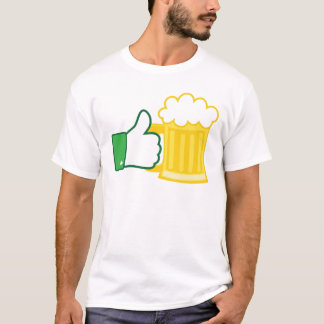 Wie Bier T-Shirt