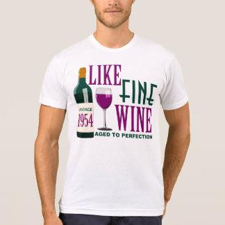 WIE der feine WEIN gealtert zu PERFEKTION Vintages T-Shirt