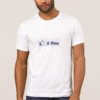 Wie die T der a-Chefmänner T-Shirt