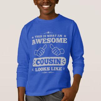 Wie dieses ist, ein welcher fantastischer Cousin T-Shirt