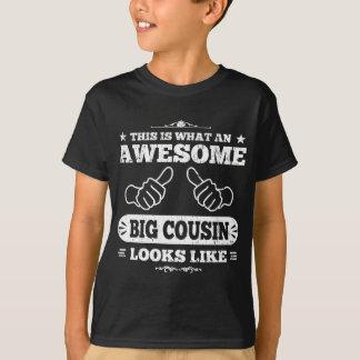 Wie dieses ist, ein welcher fantastischer großer T-Shirt