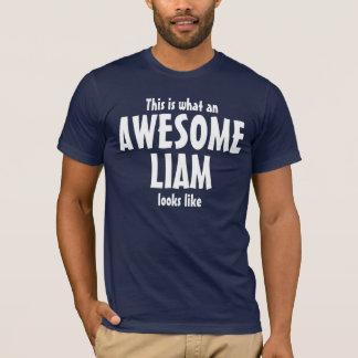 Wie dieses ist, ein welcher fantastischer Liam T-Shirt