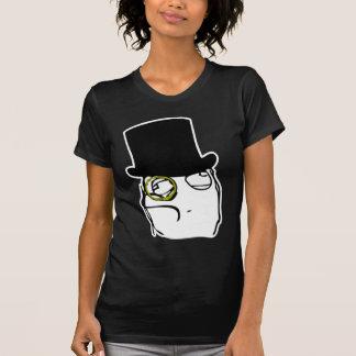 Wie ein Sir Rage Face Meme T-Shirt