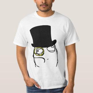 Wie ein Sir Rage Face Meme Tshirt