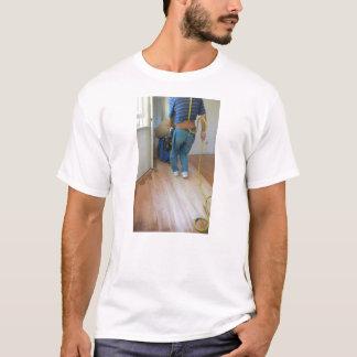 wie man Boden-T - Shirt versandet