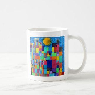 Wie Paul Klee Kaffeetasse