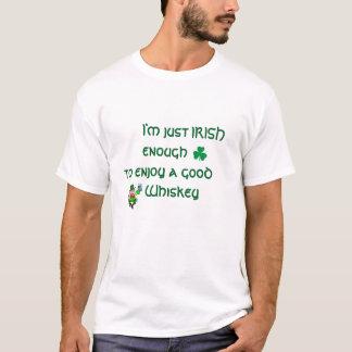 Wie sind Iren Sie? T-Shirt