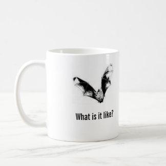 Wie was ist es, zum ein Schläger zu sein? (rechte) Kaffeetasse