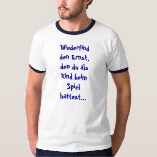 Wiederfind Nietzsche T-Shirt