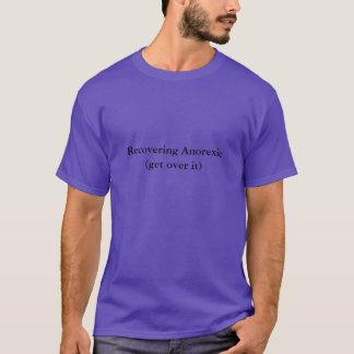 Wiederherstellung magersüchtig (erhalten Sie über T-Shirt