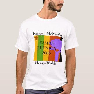 Wiedersehen 2008 Baileys McSwain Henry Walsh T-Shirt