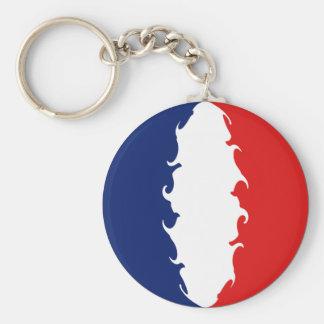 Wiedersehen-Gnarly Flagge Schlüsselband