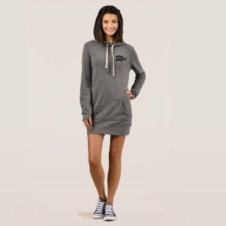 Wifey Hundemamma-Chef-lustiges Strickjacke-Kleid Kleid
