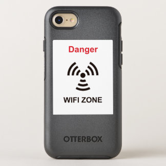 Wifi Zone OtterBox Symmetry iPhone 8/7 Hülle