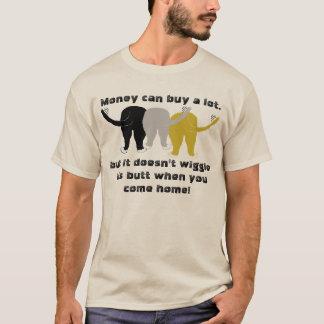 Wiggle-Hintern Pets Männer T-Shirt
