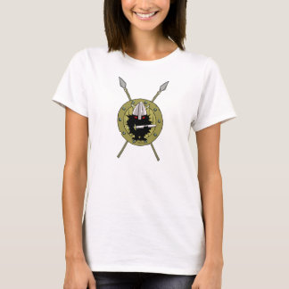 Wikinger-Igel!! T-Shirt
