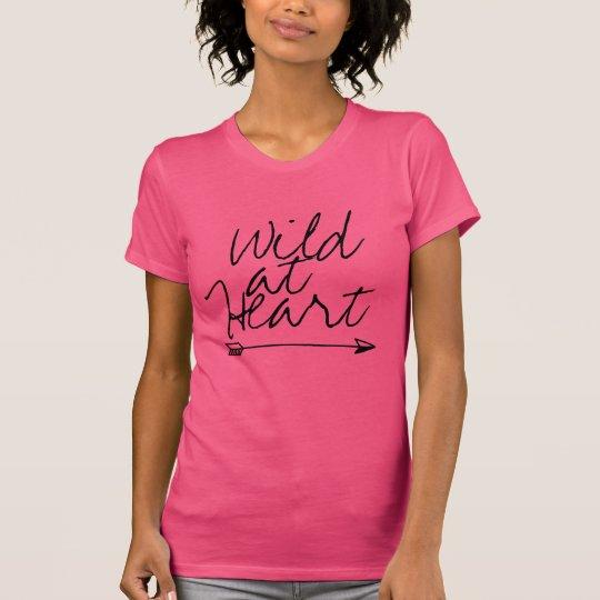 Wild am Herzen T-Shirt